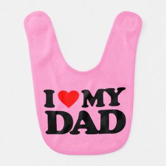 私は私のパパを愛します ベビービブ
