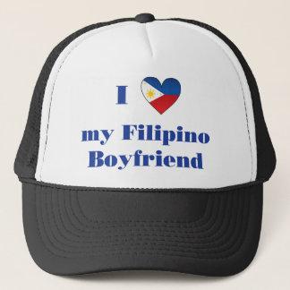 私は私のフィリピン人Boyfriend1.を愛します キャップ