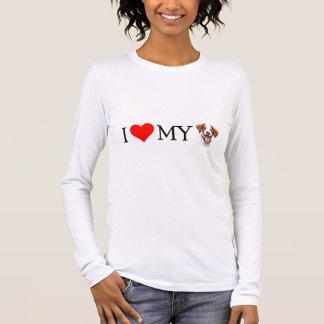 私は私のブリッタニーを愛します Tシャツ