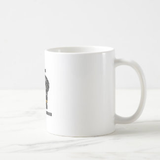 私は私のロットワイラーのマグを愛します コーヒーマグカップ