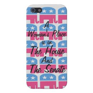 私は私の場所を知っています iPhone 5 CASE