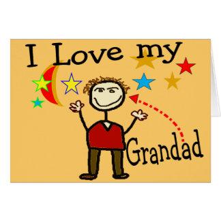 私は私の壮大なパパを愛します カード