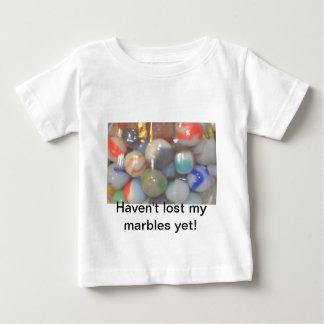 私は私の大理石プロダクトを失った ベビーTシャツ