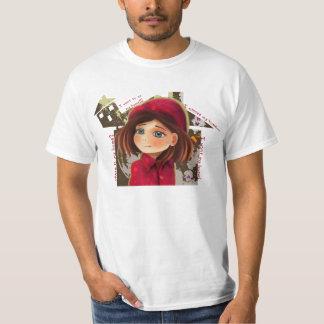 私は私の家のTシャツを恋しく思いました Tシャツ