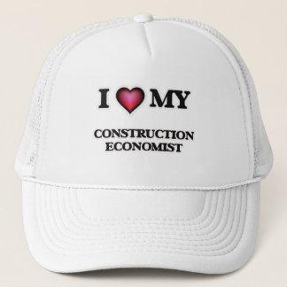 私は私の建築の経済学者を愛します キャップ