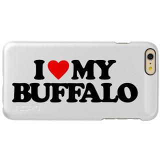 私は私の水牛を愛します INCIPIO FEATHER SHINE iPhone 6 PLUSケース