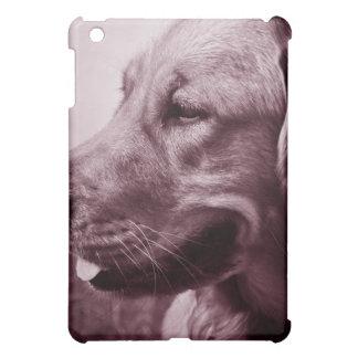 私は私の犬、ペット恋人、真の友達を愛します iPad MINIカバー