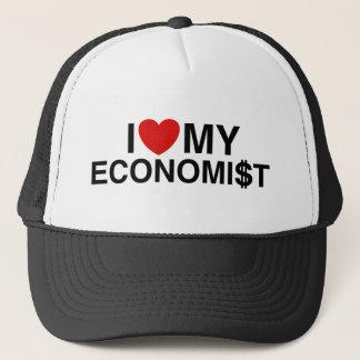 私は私の経済学者を愛します キャップ
