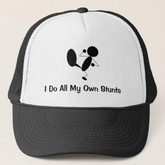 私は私の自身の発育阻害の帽子をすべてします キャップ