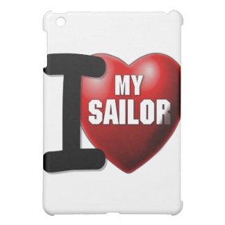 私は私の船員-米国海軍--を愛します iPad MINI カバー