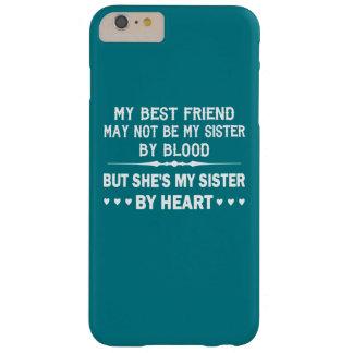 私は私の親友-私の姉妹--を愛します iPhone 6 PLUS ベアリーゼアケース
