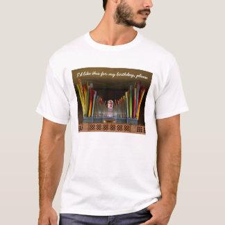 私は私の誕生日のためのこれを、好みます Tシャツ