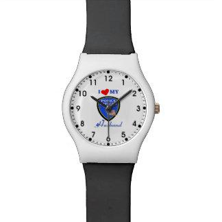 私は私の警察の夫を愛します 腕時計