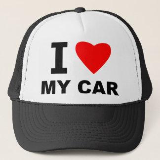 私は私の車を愛します キャップ