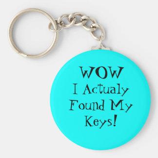 私は私の鍵Keychainを見つけました キーホルダー