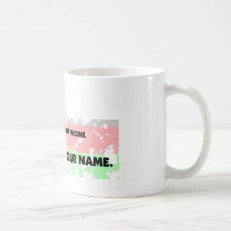 私は私の電話の点検の病気です コーヒーマグカップ
