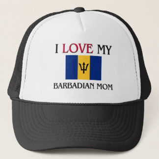 私は私のBarbadianのお母さんを愛します キャップ