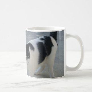 私は私のCATを愛します コーヒーマグカップ