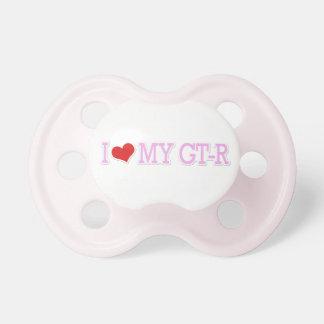 私は私のGTRピンクのPacisを愛します おしゃぶり
