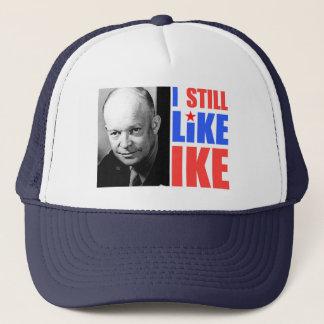 私は私のIKEの帽子を好みます キャップ