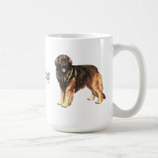 私は私のLeonbergerを愛します コーヒーマグカップ