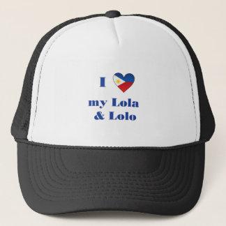 私は私のLolaおよびLolo1を愛します キャップ