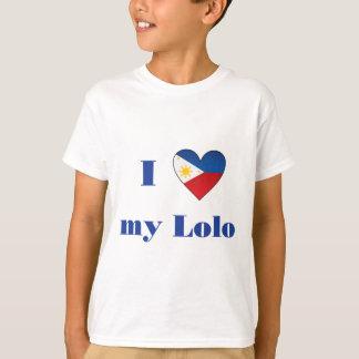 私は私のLolo 2を愛します Tシャツ