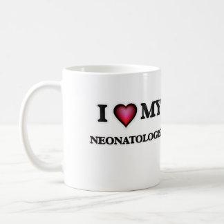 私は私のNeonatologistを愛します コーヒーマグカップ