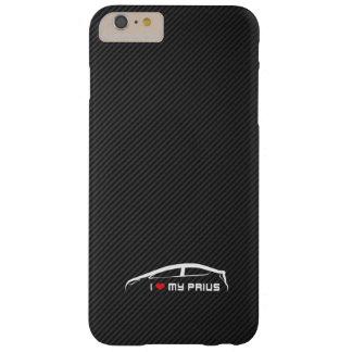 私は私のPriusを愛します Barely There iPhone 6 Plus ケース