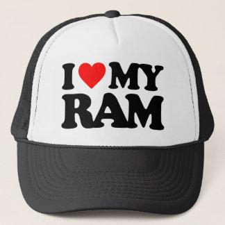 私は私のRAMを愛します キャップ