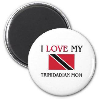 私は私のTrinidadianお母さんを愛します マグネット