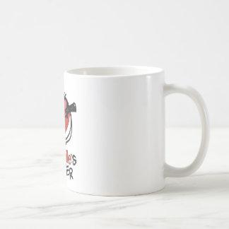 私は私のX妻の弁護士を憎みます コーヒーマグカップ