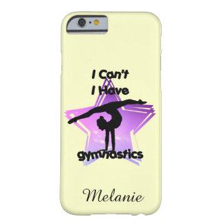 私は私体操のiPhone6ケースを有してはいけません Barely There iPhone 6 ケース