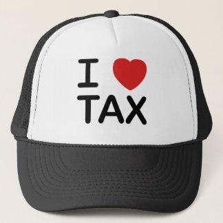 私は税を愛します キャップ