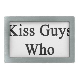 私は空手をする人だけに接吻します 長方形ベルトバックル