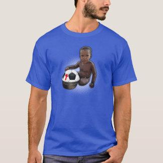 私は空腹なワールドカップです Tシャツ