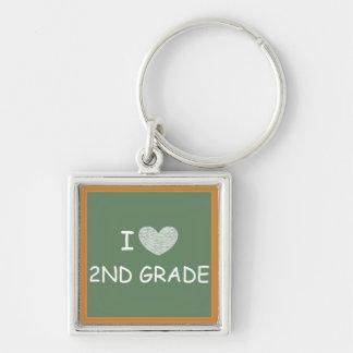 私は第2等級を愛します キーホルダー