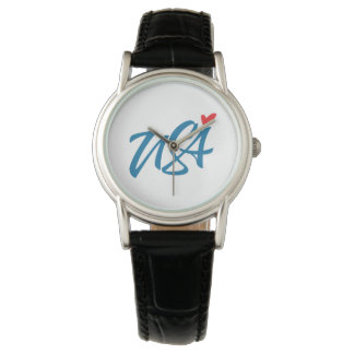 私は米国を愛します 腕時計