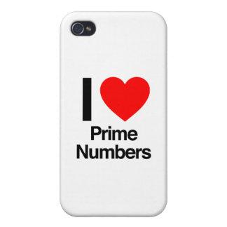 私は素数を愛します iPhone 4/4S CASE