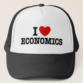 私は経済学を愛します キャップ