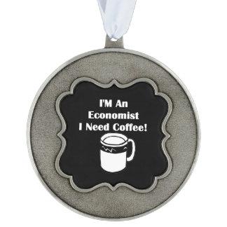 私は経済学者、私必要としますコーヒーをです! オーナメント