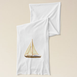 私は航海することを愛します スカーフ