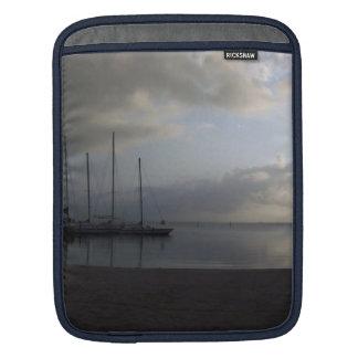 私は航海カバー-遠くにな航海に--にパッドを入れます!! iPadスリーブ