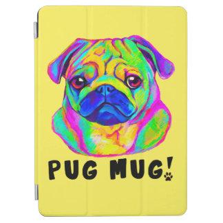 私は色のブルドッグを愛します iPad AIR カバー