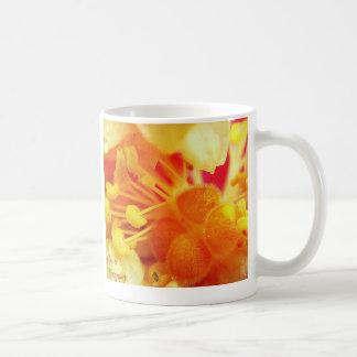 私は花です及び私は4球を得ました コーヒーマグカップ