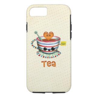 私は茶を愛します iPhone 8/7ケース