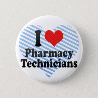 私は薬学の技術者を愛します 5.7CM 丸型バッジ