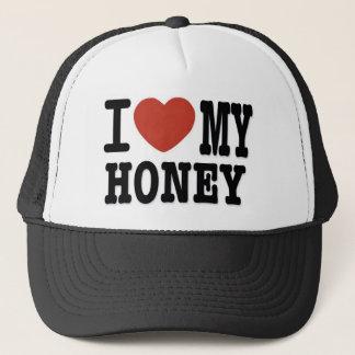 私は蜂蜜を愛します キャップ