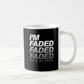 私は衰退します コーヒーマグカップ