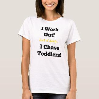 私は解決します Tシャツ